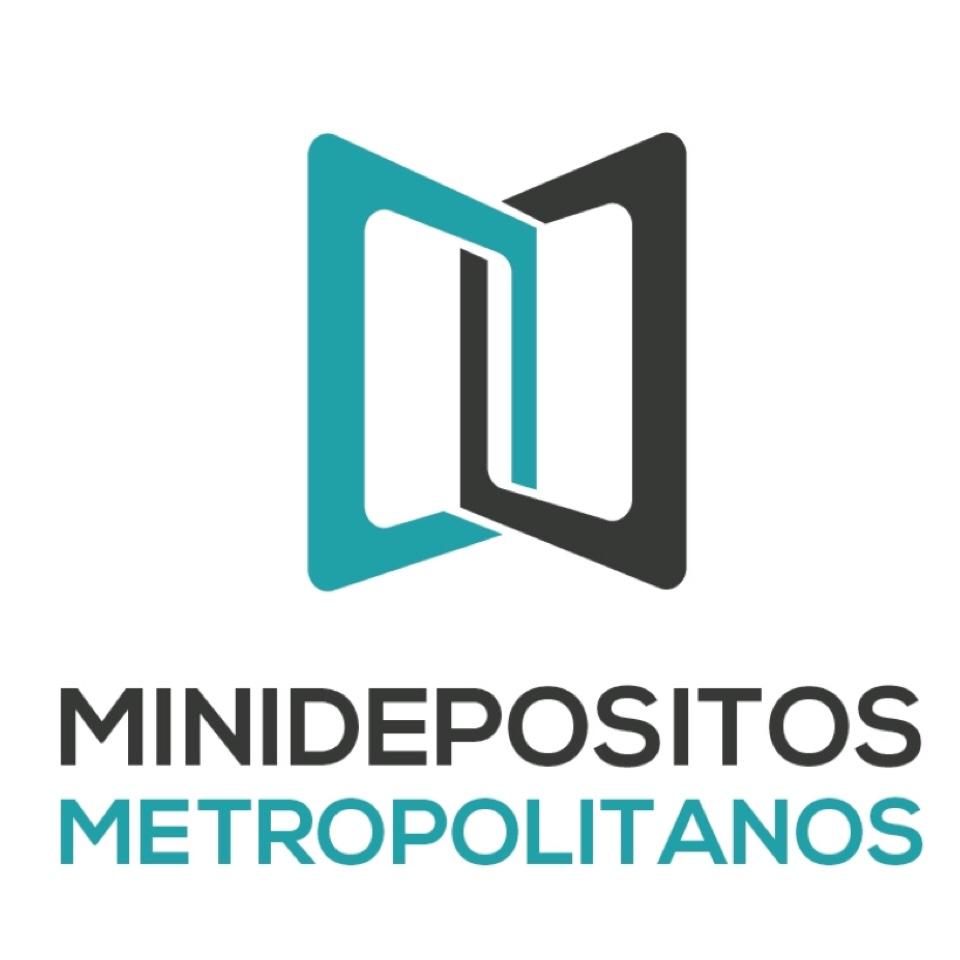 Logo tipo minidepositos metropolitanos